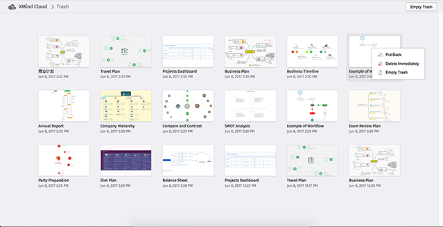 XMind Blog: A big XMind Cloud update brings great new